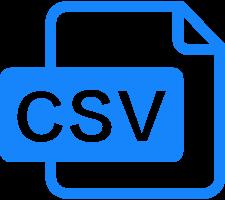 CSV/TSV格式转换