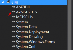 C#调用mstscax.dll编写远程桌面【原创】