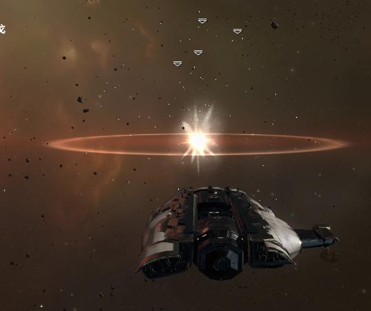 EVE什么是在星门爆蛋?