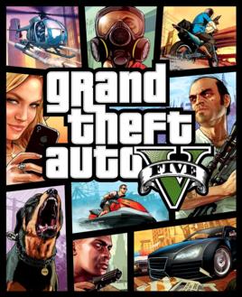 侠盗飞车5Grand Theft Auto V 预购只需要$29.99