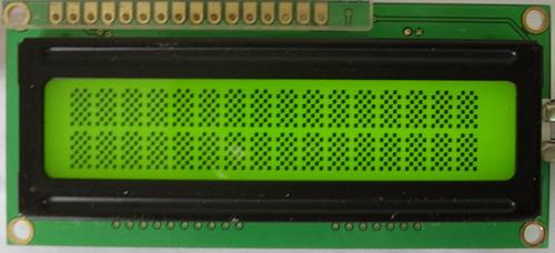arduino 使用1602显示器换行操作