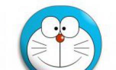 如何使用CSS3画出一个叮当猫