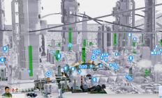 模拟城市5-未来之城 8巨塔城市垃圾回收不完?