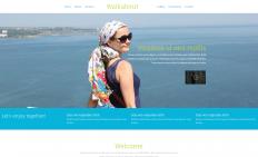 <b>漫步旅行社响应式网页模板</b>
