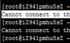 安装的docker无法启动 Cannot connect to the Docker daemon. Is the docker daemon running on this