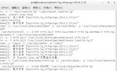 linux下挂载ntfs文件格式的usb