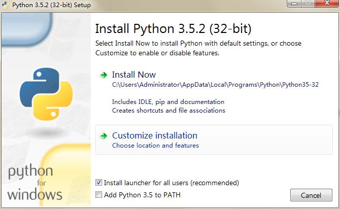 Python3.5.2