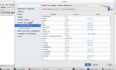 pycharm 运行提示please select a valid python interpreter错误