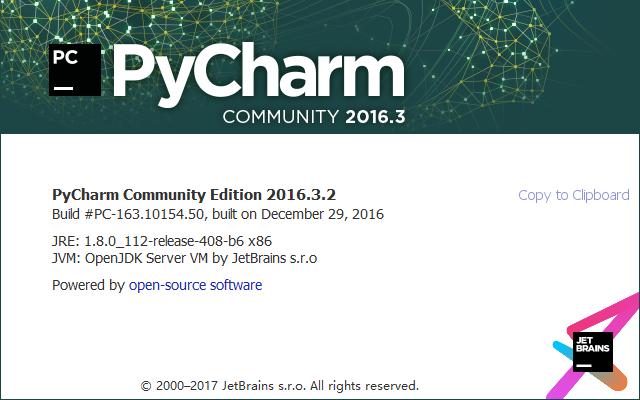 PyCharm 最新社区版免费版