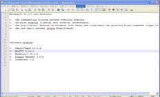 Notepad++好用文本编辑器