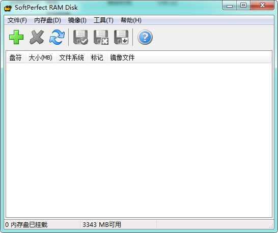 oftPerfect RAM Disk(创建虚拟内存盘)v4.0.2免费版