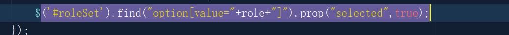 jquery设置select默认值_编程分享