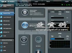 梅林固件下载 Asuswrt-Merlin RT-AC68U