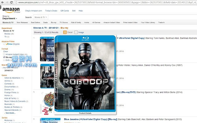 Hover Zoom+ 图片浏览缩放 谷歌浏览器插件