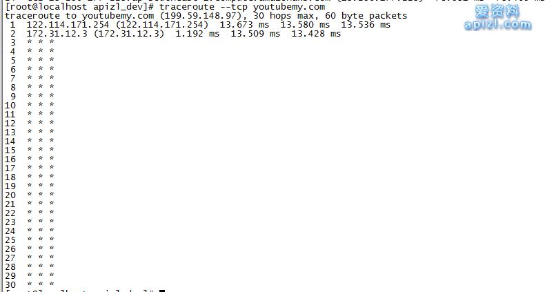 php 网站域名被墙判断请求方法