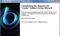 Rapture3D V2.5.1.0