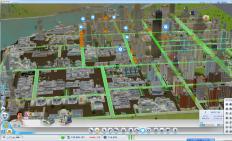 模拟城市5如何利用核电站爆炸之后地图进行发展!